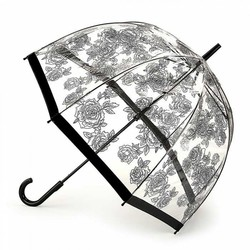 Зонт женский Fulton Birdcage-2 L042 Black Rose (Черная роза) id
