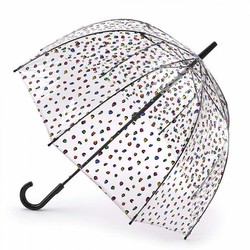 Зонт женский Fulton Birdcage-2 L042 Candy Leopard (Конфетный леопард)