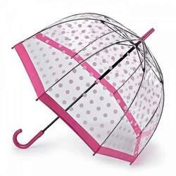 Зонт женский Fulton Birdcage-2 L042 Pink Polka (Розовый горох) id