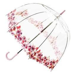 Зонт женский Fulton Birdcage-2 L042 Crimson Floret (Багровый Цветочек) id