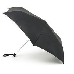 Зонт Fulton Miniflat-1 L339 Black (Черный) id