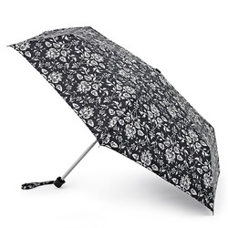 Зонт женский Fulton Miniflat-2 L340 Wallpaper (Обои)