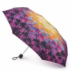 Зонт женский Fulton Minilite-2 L354 Tropical Paradise (Тропический рай)