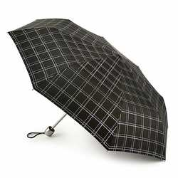 Зонт женский Fulton Minilite-2 L354 Sparkle Check (Яркая клетка) id