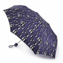Зонт женский Fulton Minilite-2 L354 Penguin Pals (Пингвины приятели) id