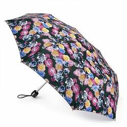 Зонт женский Fulton Minilite-2 L354 Neon Garden (Неоновые Цветы) id