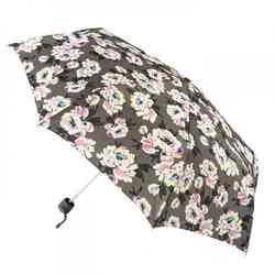 Зонт женский Fulton Minilite-2 L354 Painted Peonies (Рисованные Пионы)