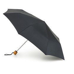 Зонт Fulton Stowaway Deluxe-1 L449 Black (Черный id