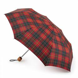 Зонт женский Fulton Stowaway Deluxe-2 L450 Royal Stewart (Королевский Стюарт id
