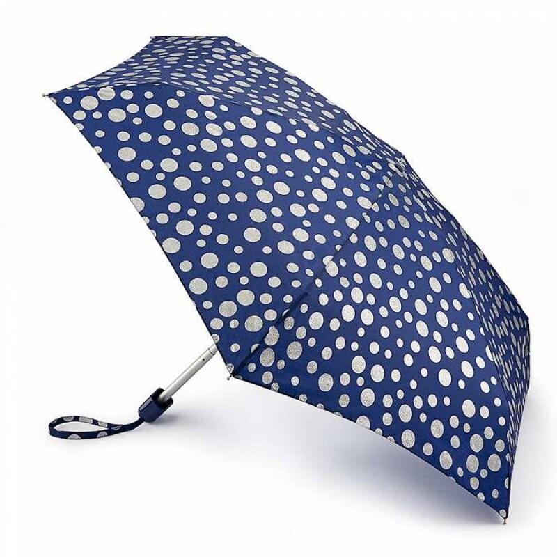 Зонт женский Fulton Tiny-2 L501 Glitter Spot (Блестящие пятна) 13503 - фото 1