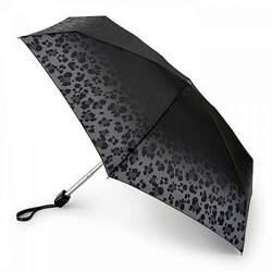 Зонт женский Fulton Tiny-2 L501 Lavish Leopard (Королевский леопард)