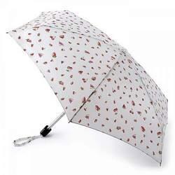 Зонт женский Fulton Tiny-2 L501 Juicy Rain (Ягодный дождь) id