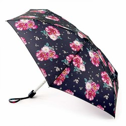 Зонт женский Fulton Tiny-2 L501 Trio Roses (Трио Розы)