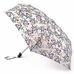 Зонт женский Fulton Tiny-2 L501 Summer Shade Birdy (Летняя тень птички) id