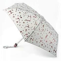 Зонт женский Fulton Tiny-2 L501 Rose Gold Metallic Spots (Розовое золото) id