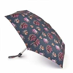 Зонт женский Fulton Tiny-2 L501 Steel Roses (Стальные Розы) id