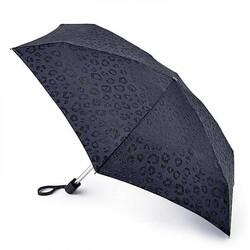 Зонт женский Fulton Tiny-2 L501 Glitter Leopard (Блестящий Леопард)