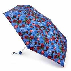 Зонт женский Fulton Superslim-2 L553 English Rose (Английская роза) id