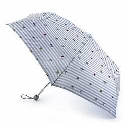 Зонт женский Fulton Superslim-2 L553 Bug Life (Насекомые)