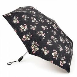 Зонт женский Fulton Open&Close Superslim-2 L711 Floral Fiesta (Цветочная вечеринка) id