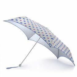 Зонт женский Fulton Parasoleil UV L752 Pastel Spot (Горошек) id