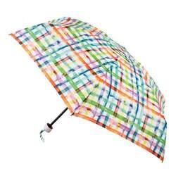 Зонт женский Fulton Soho-2 L859 Rainbow Check (Радужная клетка) id