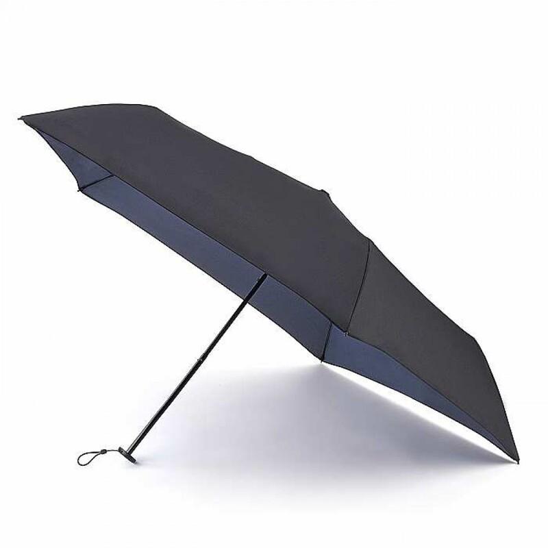 Зонт Fulton Aerolite-1 UV L891 Black (Черный) 13736 - фото 1