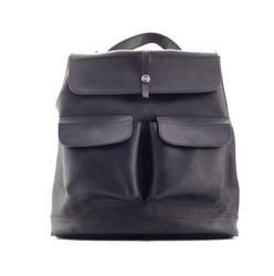 "Кожаный рюкзак Level ""Боббер"""