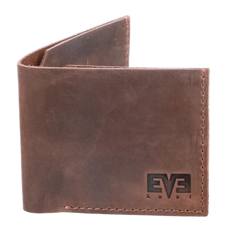 Кожаный кошелек Мини Level 19038 - фото 1