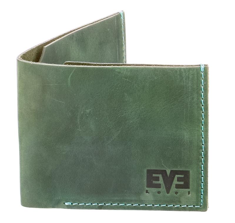 Кожаный кошелек Мини Level 19039 - фото 1