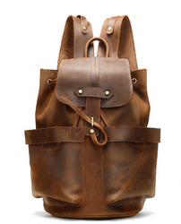 Мужской кожаный рюкзак Buffalo Bags id