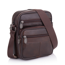 Мужская кожаная сумка Buffalo Bags