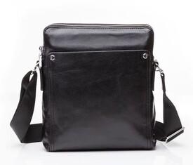Кожаная сумка через плечо Tiding M5861-1A id