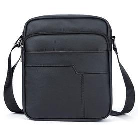 Мужская кожаная сумка Marranti