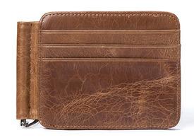 Кожаный зажим для денег Buffalo Bags