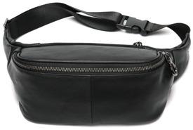 Кожаная сумка на пояс Marranti id