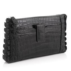 Мужской кожаный клатч Buffalo Bags