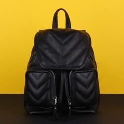 Кожаный рюкзак MAGNIFICO BLACK id