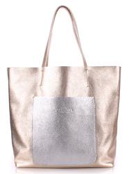 Кожаная сумка POOLPARTY Mania id