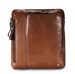 Мужская кожаная сумка Visconti Merlin id