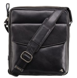 Мужская кожаная сумка Visconti Vesper