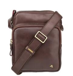 Мужская кожаная сумка Visconti Riley