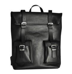 Кожаный рюкзак JIZUZ MOUNT BLACK id