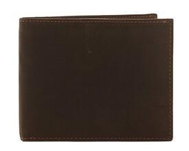 Мужской кожаный кошелек Woodbridge id