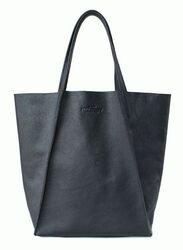 Кожаная сумка POOLPARTY Edge id