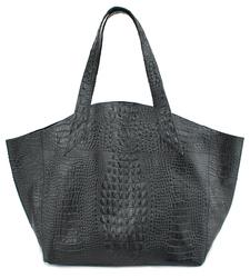 Кожаная сумка POOLPARTY Fiore id