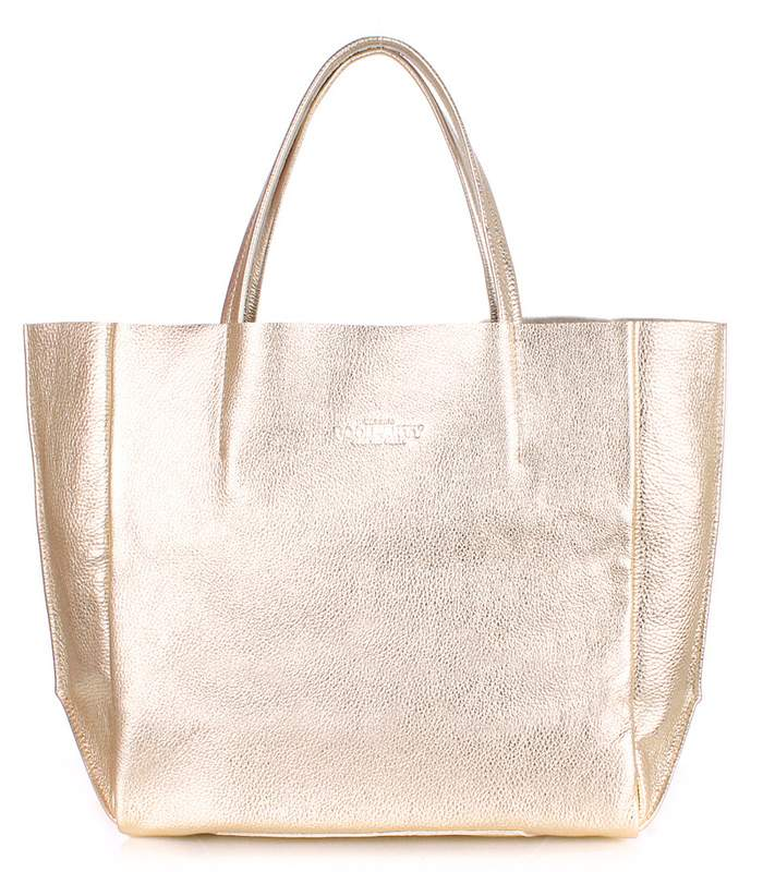 Кожаная сумка POOLPARTY Soho 4142 - фото 1