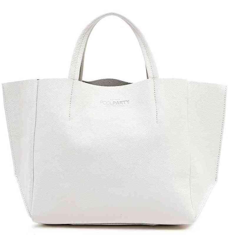 Кожаная сумка POOLPARTY Soho 4115 - фото 1
