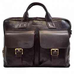Мужской кожаный портфель Tony Bellucci (Италия)