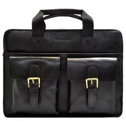 Мужской кожаный портфель Tony Bellucci (Италия) id